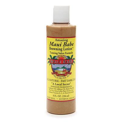 Maui Babe - Tanning Salon Formula 8oz