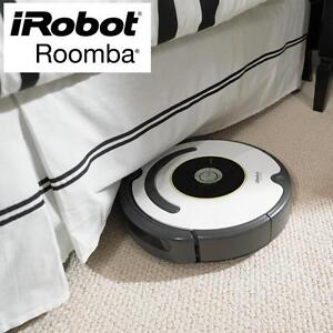 USED IROBOT ROOMBA VACUUM CLEANER ROOMBA 620 - AUTOMATIC VACUUM CLEANER 104313633