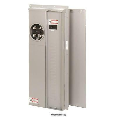 200-Amp Main Breaker Load Center 40-Circuit 20-Space Electrical Meter Panel,NEW
