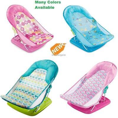 Summer Infant Baby Bather Shower Seat Bathing Support Foldin