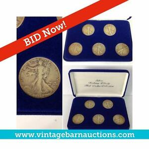 Gold Coins, Silver, Banknotes, Rare Stamps, Jewellery, Watches, Luxury Items, Art, Vintage Toys, Online Auction