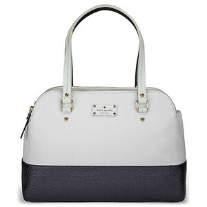 Kate Spade Blue Grove Court Lainey Shoulder Bag 46