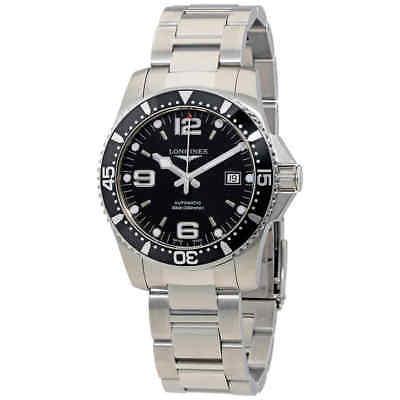 Longines HydroConquest Automatic Black Dial Men's Watch L3.742.4.56.6