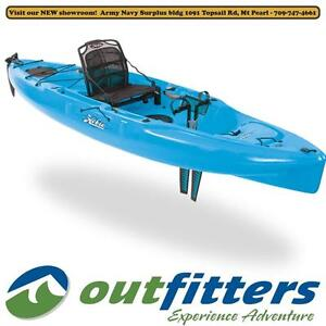 """""""Outback"""" Angling Kayak by Hobie Cat for sale - """"Blue"""" - Stock# 110897"""