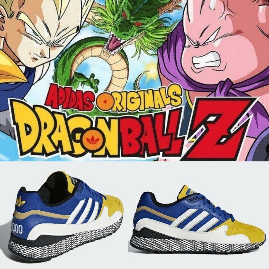 adidas Dragonball Z Ultra Tech Shoes White  adidas US