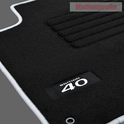 2011 Premium Fußmatten für Hyundai i40 ab Bj