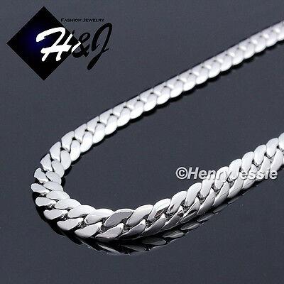 8mm Curb Link Chain (18-40