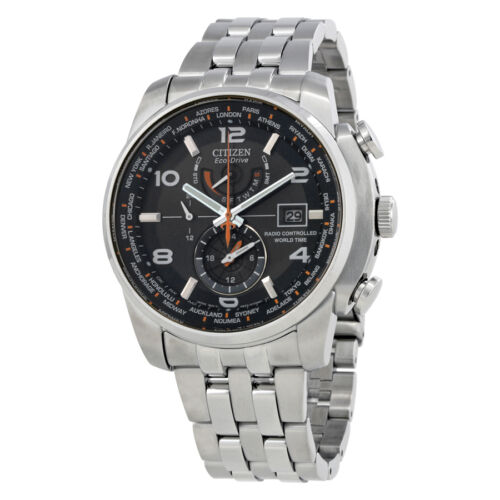 $263.00 - Citizen Eco Drive Stainless Steel Mens Watch AT9010-52E
