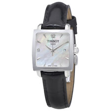 Tissot Everytime Mother of Pearl Dial Ladies Watch T0573101611700