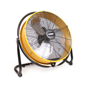 Rhino H03022 360 Degrees Industrial Cooling Fan 240v High Velocity Drum Cooler