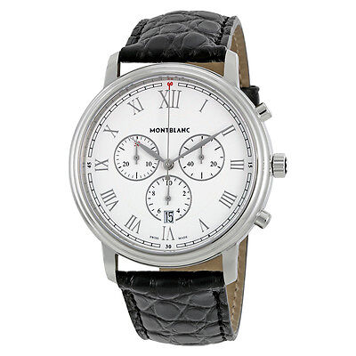 MontBlanc Tradition Chronograph Mens Watch 114339