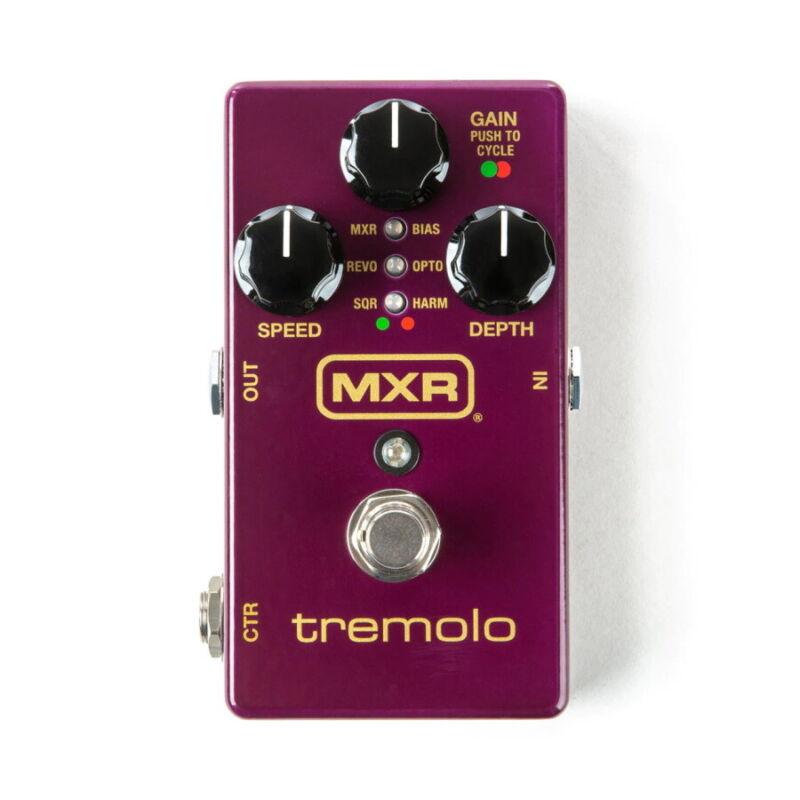 MXR M305 Tremolo Pedal, New!