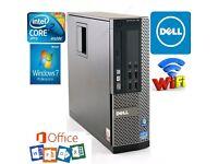 Dell OptiPlex 780 AiO PC,Intel Core2Duo E7600 3.06GHz,4GB RAM,250GB HDD,WIFI,DVD