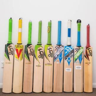 Brand New Cricket Bats & FREE PADS Bridgeman Downs Brisbane North East Preview