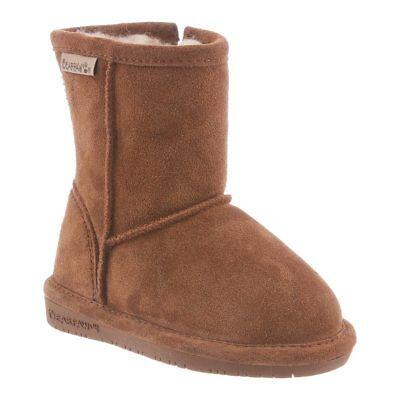 Bearpaw Emma Toddler Zipper - 5 Inch Kid's Boots - Hickory - 9 M US Little Kid ()