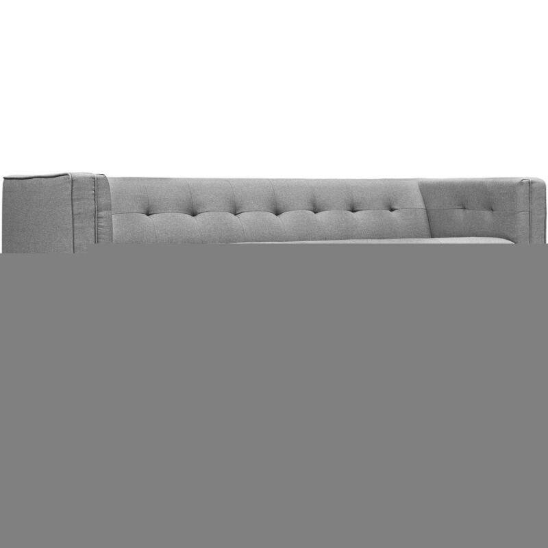 Modway Furniture Serve Sofa, Light Gray - Eei-2135-lgr