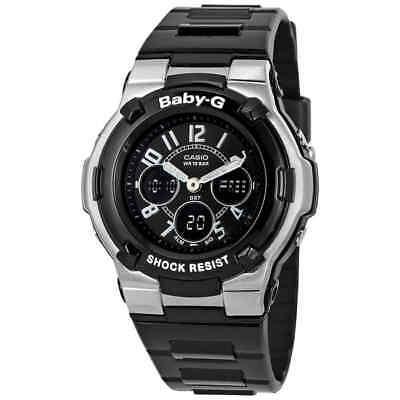 88a76a4183f Casio Baby G Shock Resistant Black Multi-Function Sport Ladies Watch  BGA110-1B2 comprar