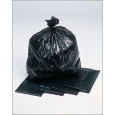 90L 20kg CHSA Black Refuse Sack (457)x737x965mm (LD39/2)