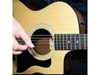 Beginner rhythm guitar lessons...