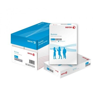 A4 Xerox Business Paper White 80gsm Printer Printing Copier Inkjet Laser Office