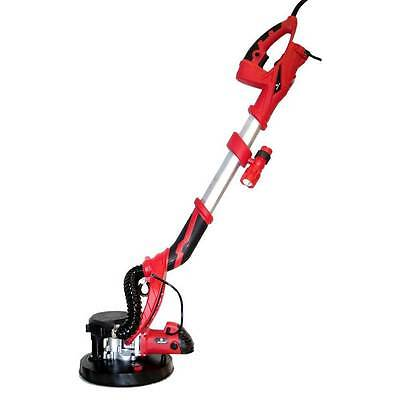 Variable Speed Drywall Sander With Vacuum And Led Light