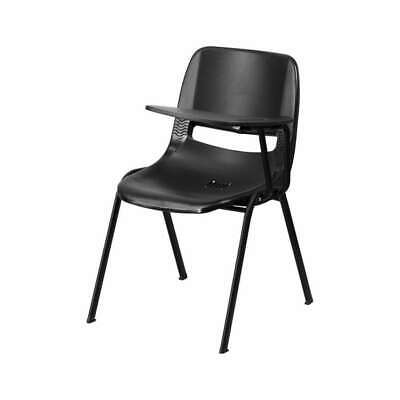 Flash Furniture  Office Chairs - RUT-EO1-BK-LTAB-GG