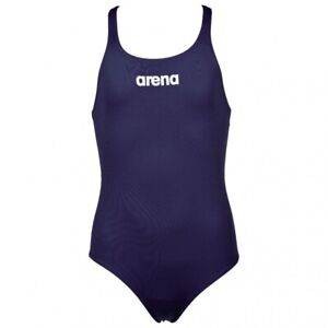 Girls Arena Swimsuit Navy Size 24
