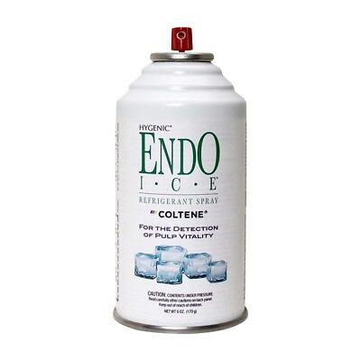 Hygenic Endo Ice Green Refrigerant Spray Pulp Vitality 6oz Coltene Fda