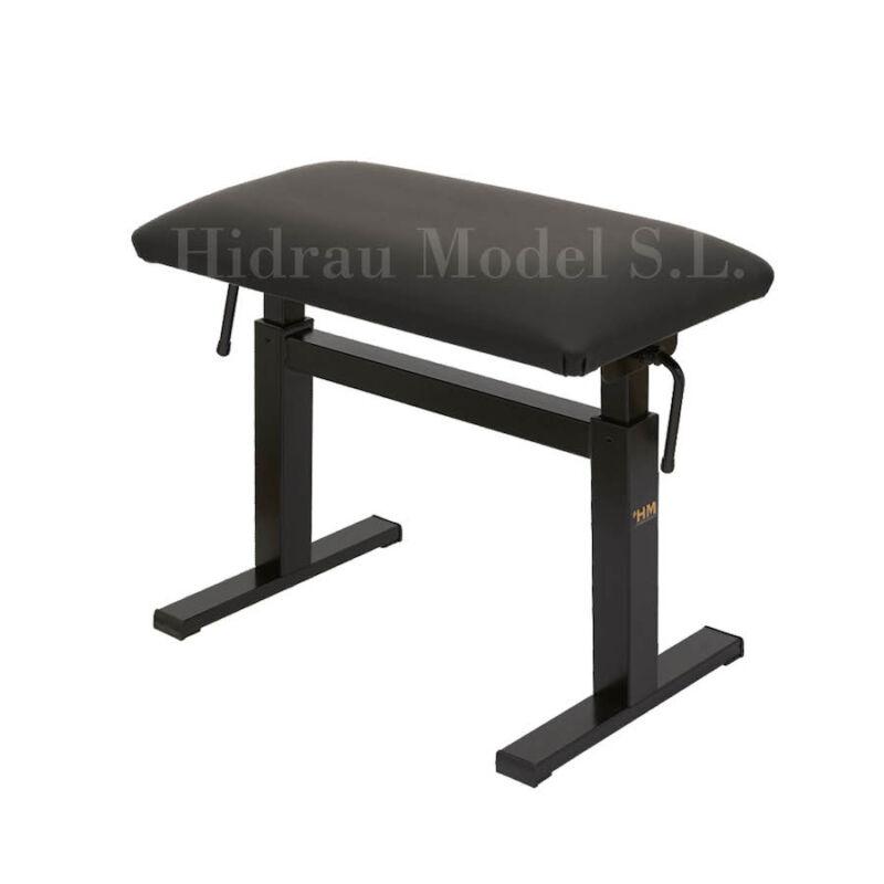 "Hidrau Model Hydraulic Piano Bench - 26"" Artist - Made In Spain"