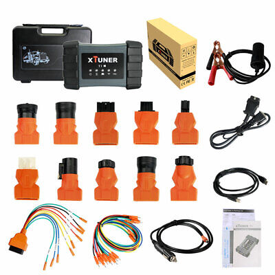 XTUNER T1 Heavy Duty Truck Diagnostic Tool Auto Diesel OBD Scanner Support WIFI