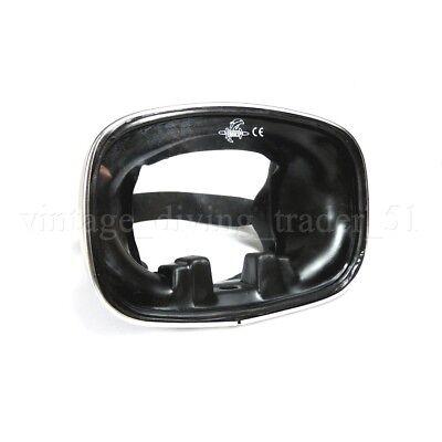 Vintage-Style Retro Einglas Scuba Diving Mask Tauchermaske Single Lens  NEU