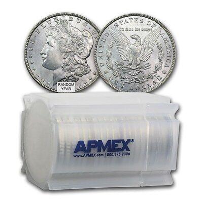 Special Price  1878 1904 Morgan Silver Dollars Bu  Random Years    Sku  170410