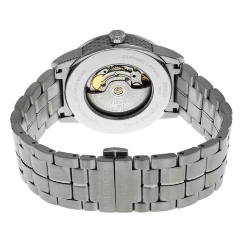 Tissot Luxury Stainless Steel Mens Watch T0864071106100