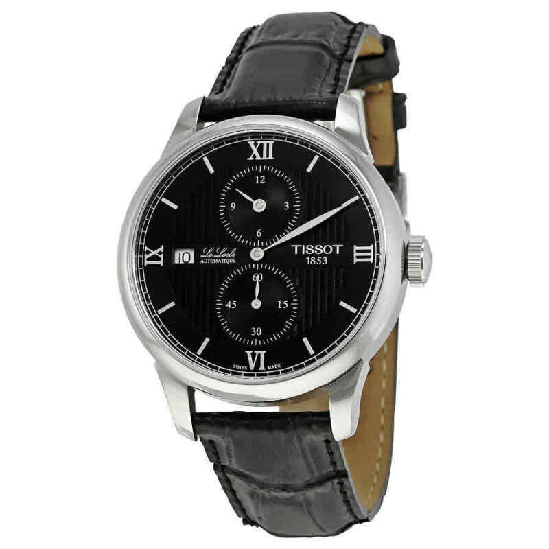 Tissot Le Locle Automatic Black Dial Men Watch T006.428.16.058.02