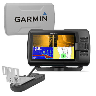 GARMIN STRIKER Plus 7sv con trasduttore GT52HW-TM e cover art. 010-01874-01