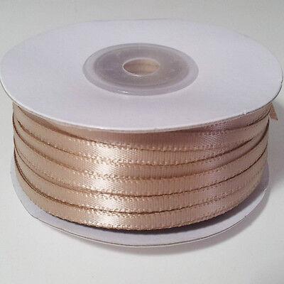 1/8' Double Face Satin Ribbon - Double Face Satin Ribbon, 100-yard, 1/8-inch, 1/16-inch, BULK