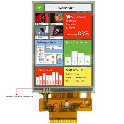 Serial Spi 3.5tft Lcd Display Module In 320x480 Wtouchscreenili9488tutorial