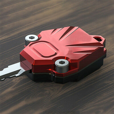 Motorcycle key lid colored accessories electric door lock with key shell (Atk Accessories)