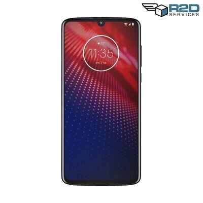 Moto Z4 Smart Phone - MOTXT19804 , 128GB, Flash Gray (Verizon) , Grade A