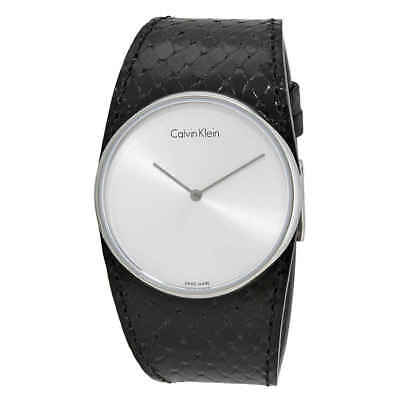 Calvin Klein Spellbound Silver Dial Ladies Watch K5V231C6
