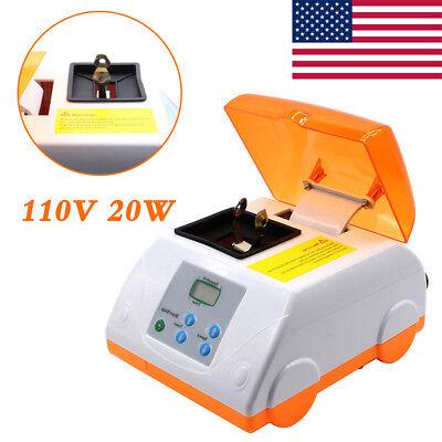 Dental Lab Equipment High Speed Amalgamator Amalgam Capsule Mixer Digital Lcd