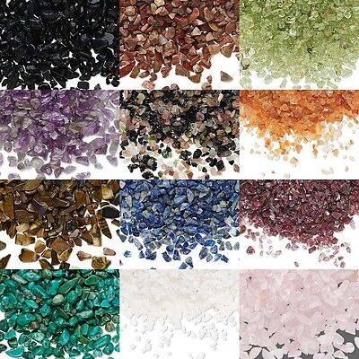 (Gemstone Embellishment Pieces, Small Undrilled Genuine Natural Mini Gem Chips)