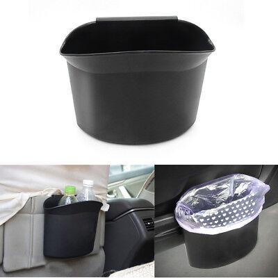 Universal Car Storage Organizer Garbage Can Trash Bin Waste Box Seat Hanger (Metro Trash Can)