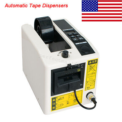 Portable Automatic Tape Dispensers Adhesive Tape Cutter Packaging Machine