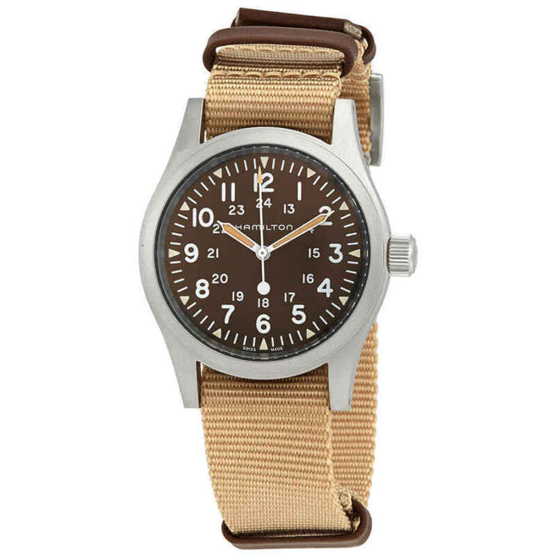 Hamilton-Khaki-Field-Hand-Wind-Brown-Dial-Men-Watch-H69439901