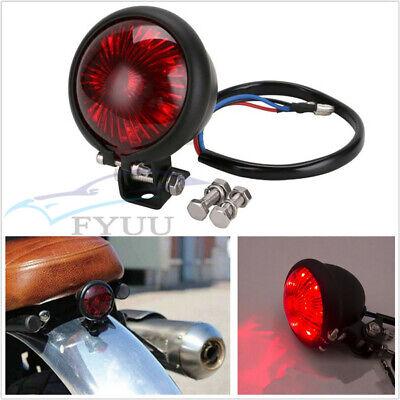 WATERPROOF 12V LED MOTORCYCLE ATV ADJUSTABLE BRAKE REAR LIGHT TAIL LAM
