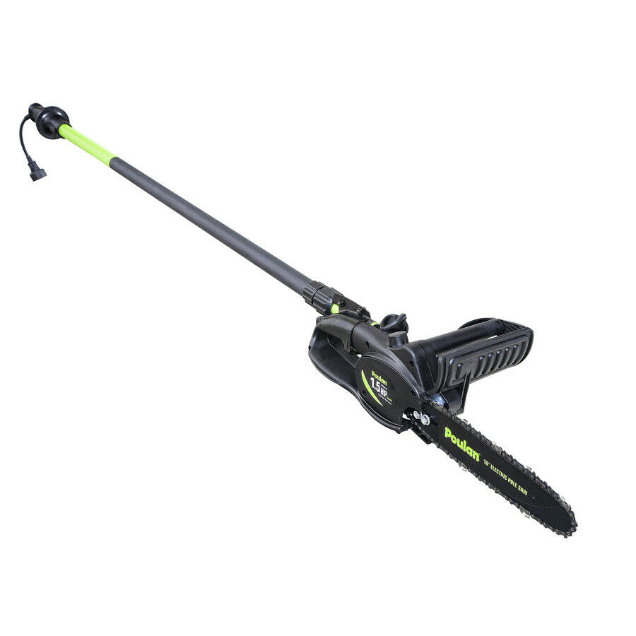 NEW Poulan 10 in. 8 Amp 1.5 hp Electric Telescoping 2-in-1 P