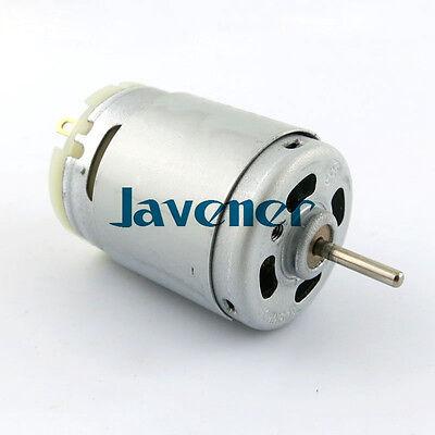 6v Dc 385 Motor Generator High Torque Robot Diy Model Mini