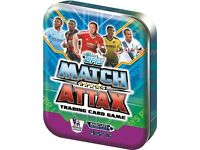 Match Attax -trading Cards 2015-16