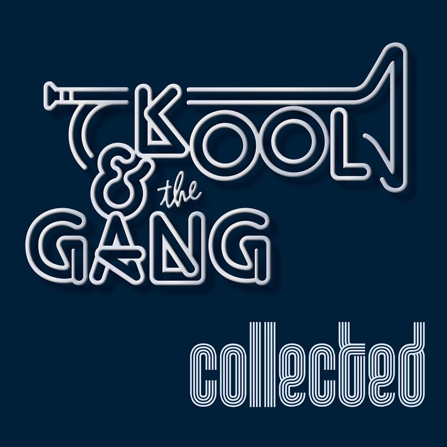 Kool & The Gang COLLECTED Best Of 56 Essential Songs COLLECTION New Sealed 3 CD